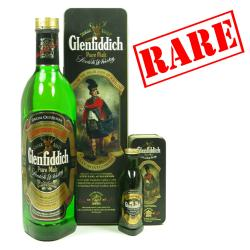 Glenfiddich Clans of The Highland & Miniature Whisky - 70cl 40%