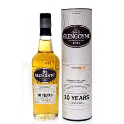 Glengoyne 10 Year Old Single Malt Scotch Whisky - 20cl 40%