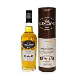 Glengoyne 18 Year Old Single Malt Scotch Whisky - 20cl, 43%