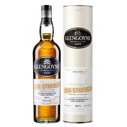 Glengoyne Cask Strength Batch 4 Single Malt Scotch Whisky - 70cl 58.8%