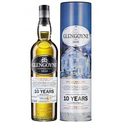 Glengoyne 10 Year Old Jolomo Winter Single Malt Scotch Whisky - 70cl 40%