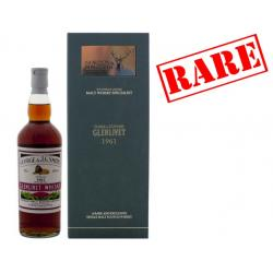 Smiths Glenlivet 1961 Single Malt Scotch Whisky - 70cl 43%