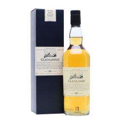 Glenlossie 10 Year Old Single Malt Scotch Whisky - 70cl 43%