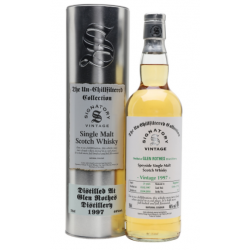Glenrothes 21 Year Old 1997 Signatory Vintage Single Malt Whisky - 70cl 46%