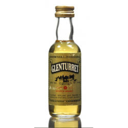 Glenturret 8 Year Old Whisky Miniature - 5cl 75 Proof