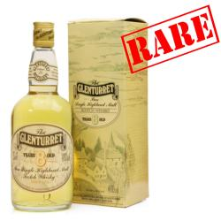 Glenturret 8 Year Old Single Malt Scotch Whisky - 75cl 40%