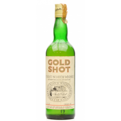 Gold Shot Finest Scotch Whisky - 75cl 40%