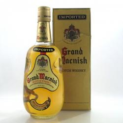 Grand Macnish 1970s Scotch Whisky - 25 FL OZ