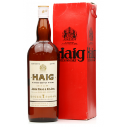 Haigs Gold Label - 40% 1 Litre