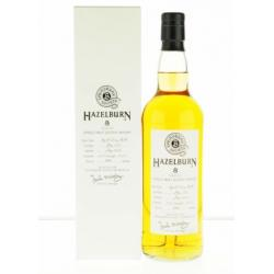 Hazelburn 8 Year Old Springbank Society Single Malt Scotch Whisky - 70cl 58.7%