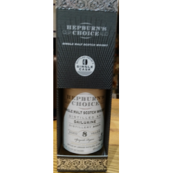 Hepburns Choice Dailuaine 8 Year Old - 20cl 46%