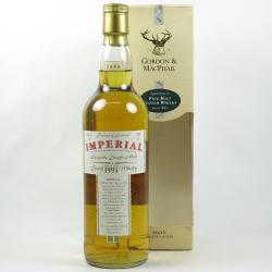 Imperial 1991 Bottled 2003 Single Malt Scotch Whisky - 70cl 40%