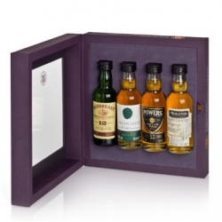Single Pot Still Irish Whiskey 4x5cl Pack
