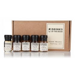 Drinks by the Dram Island Whisky Tasting Set - 5 x 3cl 45.7%