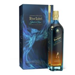 Johnnie Walker Blue Ghost & Rare Glenury Edition Blended Whisky - 70cl 43.8%