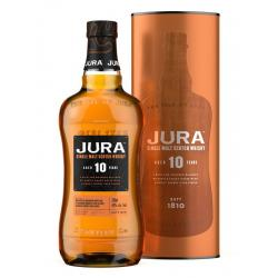 Jura 10 Year Old Single Malt Scotch Whisky - 70cl 40%