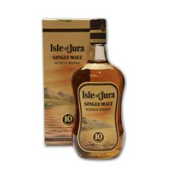Isle of Jura 10 Year Old Single Malt Scotch Whisky - 1 Litre 43%