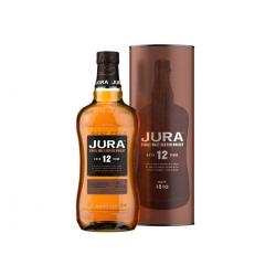 Isle of Jura 12 Year Old 2018 Bottling Single Malt Scotch Whisky  - 70cl 40%