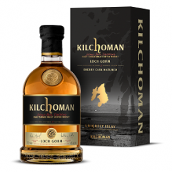 Kilchoman Loch Gorm 2017 Release Single Malt Scotch Whisky - 70cl 46%