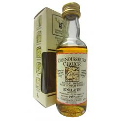 Kinclaith 1967 Connoisseurs Choice Miniature - 5cl 40%