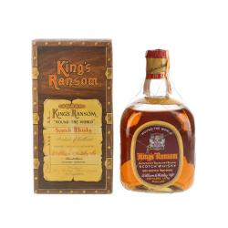 Kings Ransom Round The World Bottled 50/60s - 75cl