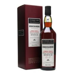 Knockando 1996 Managers Choice Single Malt Scotch Whisky - 70cl 58.5%