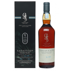 Lagavulin Malt Scotch Whisky Distillers Edition Pedro Ximenez Finish - 70cl 43%