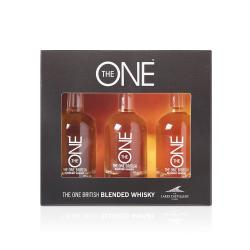 Lakes Distillery The One Miniature Gift Set - 3x5cl Gift Set