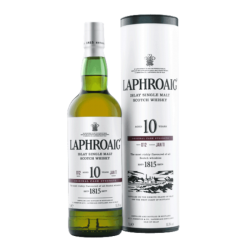Laphroaig 10 year old Cask Strength 2019 - 58.6% 70cl