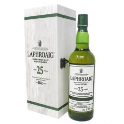 Laphroaig 25 Year Old Cask Strength 2019 - 70cl 51.4%