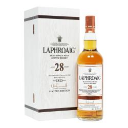 Laphroaig 28 Year Old - 70cl 44.4%