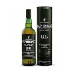 Laphroaig Lore Single Malt Scotch Whisky - 70cl 48%