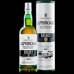 Laphroaig Select Single Malt Scotch Whisky - 70cl 40%