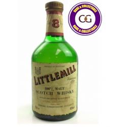 Littlemill 8 Year Old Vintage Single Malt Scotch Whisky - 70cl 40%