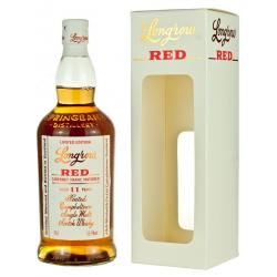 Longrow Red 11 Year Old Cabernet Franc Finish 2018 Single Malt Whisky - 70cl 55%