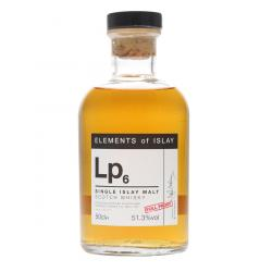 LP6 Elements of Islay Whisky - 50cl 51.3%