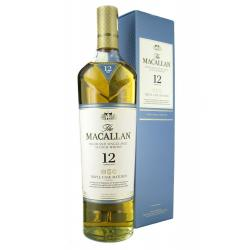 Macallan 12 Year Old Triple Cask Matured - 70cl 40%