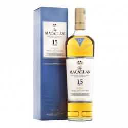 Macallan 15 Year Old Triple Cask Matured Single Malt Scotch Whisky - 70cl 43%