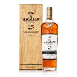 Macallan 25yo Sherry 2019 - 43% 70cl