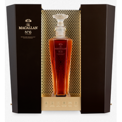 Macallan Decanter No. 6 Single Malt Scotch Whisky - 70cl 43%