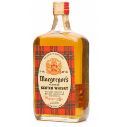 Macgregors Blended Scotch Whisky - 75cl 43%