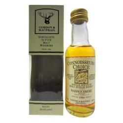 Mannochmore 1984 Connoisseurs Choice Miniature- 5cl 40
