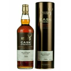 Miltonduff 1994 Macphails Cask Strength 22 Year Old Vintage Whisky - 70cl 59.9%