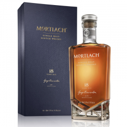 Mortlach 18 Year Old Single Malt Scotch Whisky - 50cl 43.4%