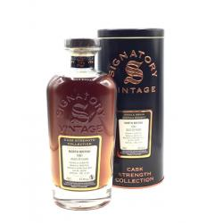 North British 28yo 1991 Cask Strength Signatory Collection - 47.4% 70cl