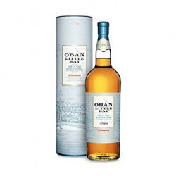 Oban Little Bay Single Malt Scotch Whisky - 70cl 43%