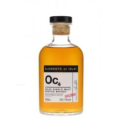 OC4 Elements of Islay Single Malt Scotch Whisky - 50cl 59.1%