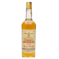 Old Aberdeen 5 Year Old Blended Scotch Whisky - 75cl 43%