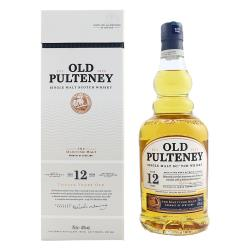 Old Pulteney 12 Year Old - 70cl 40%