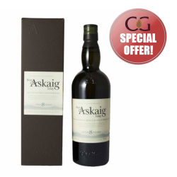 Port Askaig 8 Year Old - 70cl 45.8%